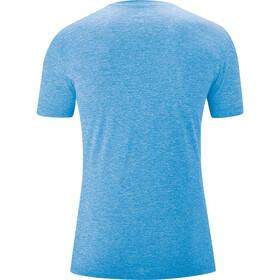 Maier Sports Myrdal 2.0 SS Shirt Men blue aster melange